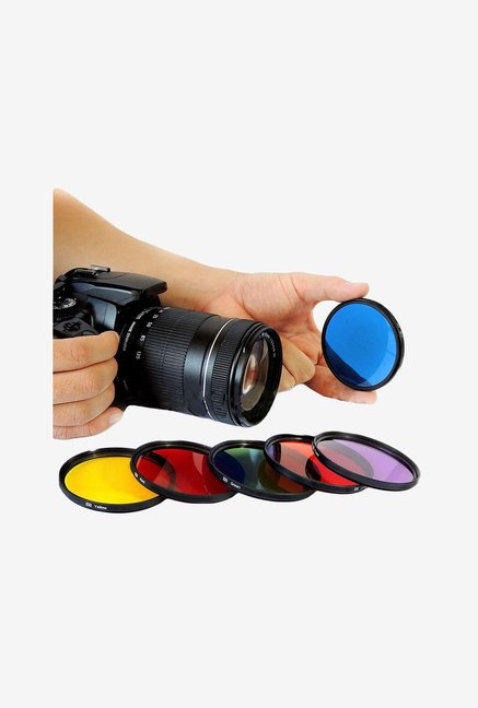 Goja 67 mm Complete Full Color Lens Filter Set (Black)
