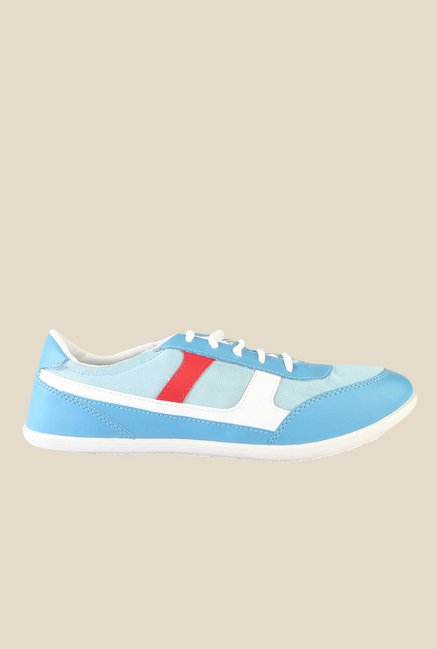Yepme Blue & White Sneakers