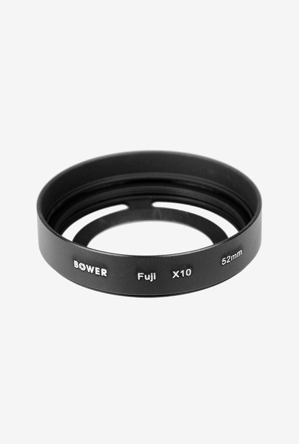 Bower Afx1052 Fuji Fx-10 52 Mm Adapter Tube (Black)