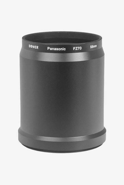 Bower Afz70P58 Panasonic Fz70 58 mm (Black)
