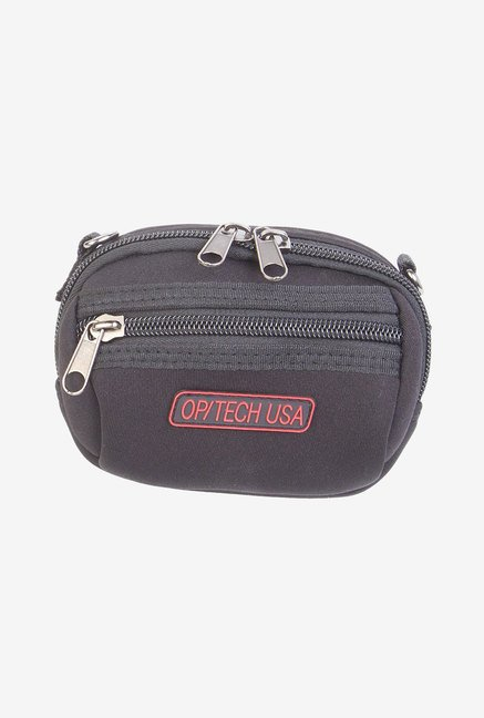 Op/Tech Usa 8401124 Zippeez Soft Pouch Medium (Black)
