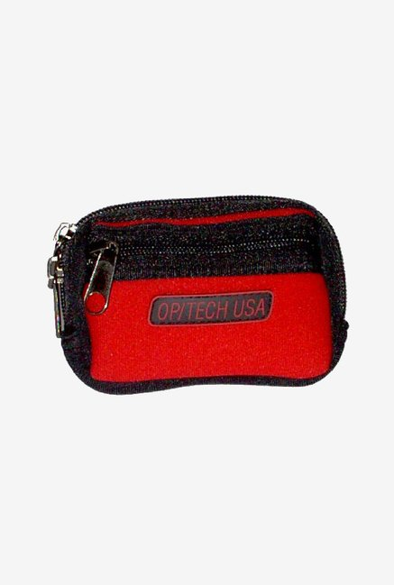 Op/Tech Usa 8402114 Zippeez Soft Pouch Small (Red)