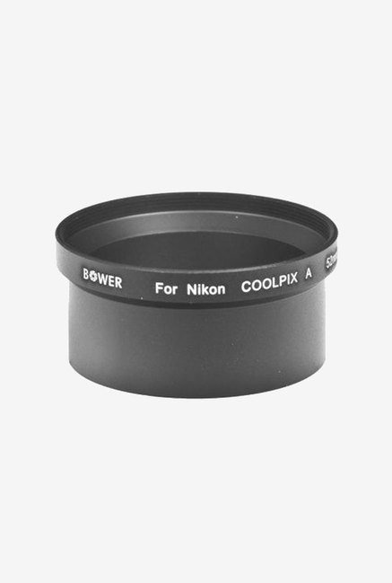 Bower Ancpa Adapter Tube for Nikon Coolpix A (Black)