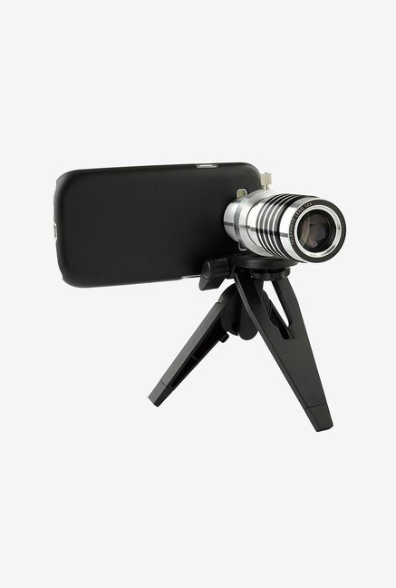 Neewer 12X Zoom Telephoto Camera Lens Case with Tripod