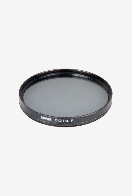 Bower FPC82 Digital High-Definition Polarizer Filter (Black)