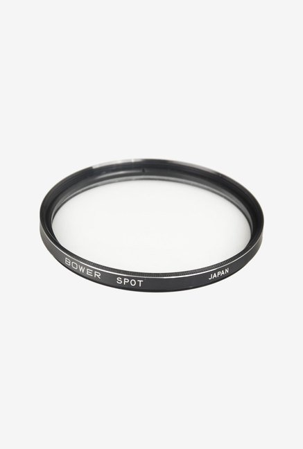Bower FT67S Professional Spot Lens Filter (Black)