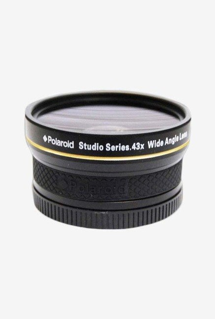 Polaroid Studio Series 0.43X HD Wide Angle Lens