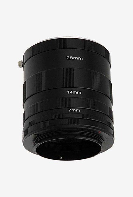 Fotodiox OM 4/3 Macro Extension Tube Set for Close-up