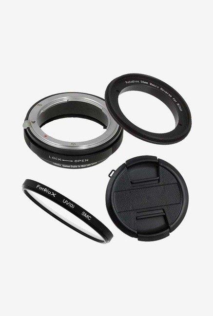 Fotodiox RB2A 55mm Macro Reverse Ring Kit