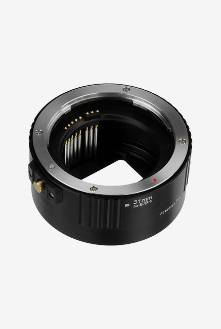 Fotodiox 31mm Pro Auto Macro Extension Tube for Close-Up