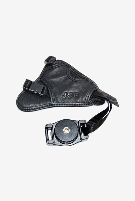 Cowboy Studio HS-2 Leather Camera Hand Strap (Black)