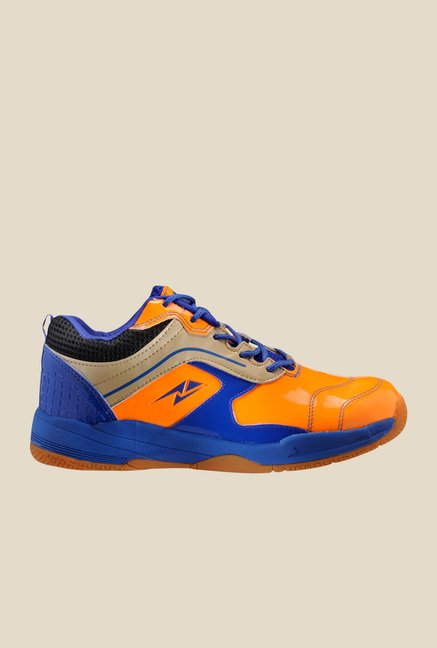 Yepme Orange & Blue Tennis Shoes