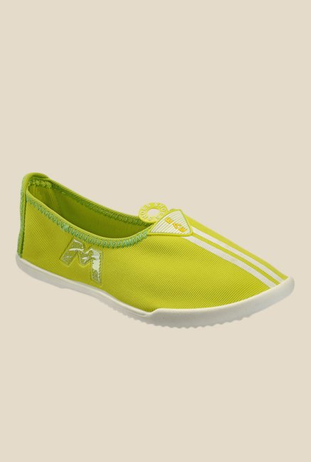 Yepme Green Casual Shoes