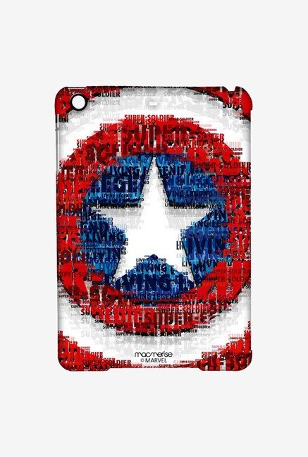 Macmerise Shield Quotes Pro Case for iPad Air 2