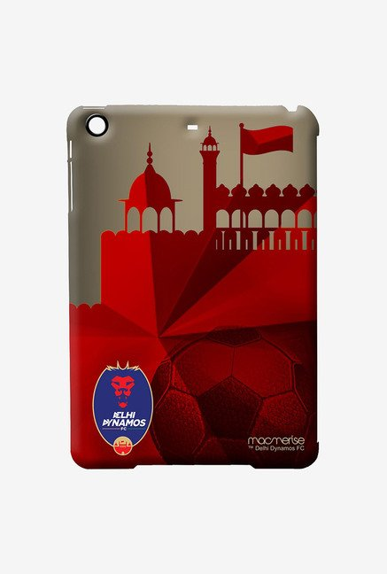 Macmerise Delhi Dynamos Bleed Red Pro Case for iPad Mini 4