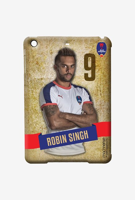 Macmerise Delhi Dynamos Robin Singh Pro Case for iPad Mini 4