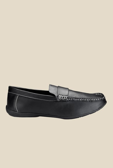 Yepme Black Casual Loafers