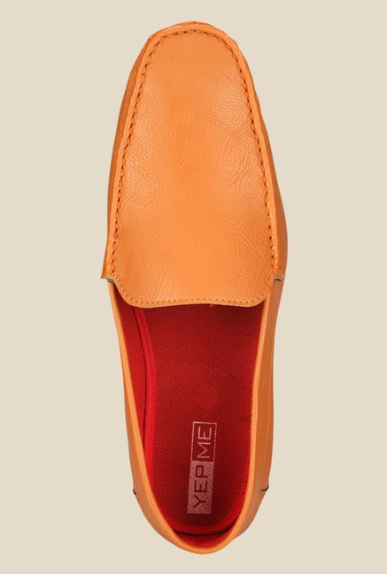 Yepme Tan Casual Loafers