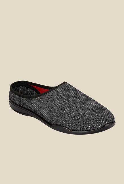 Yepme Black Mule Shoes