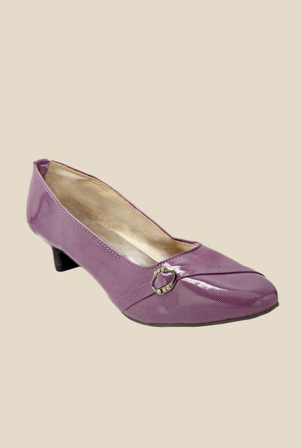 Yepme Purple Casual Pumps
