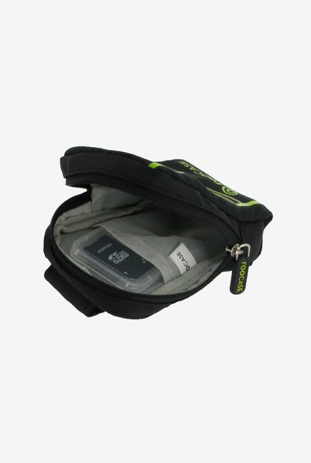 rooCASE Camera Case for Panasonic Lumix DMC-FH27 (Black)