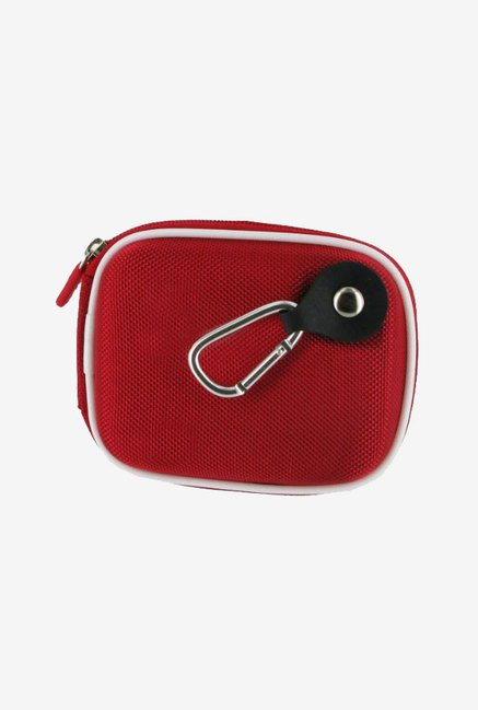 rooCASE Carrying Case for Panasonic Lumix DMC-GF3 (Red)