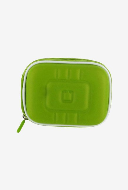 rooCASE Carrying Case for Panasonic Lumix DMC-ZS8 (Green)