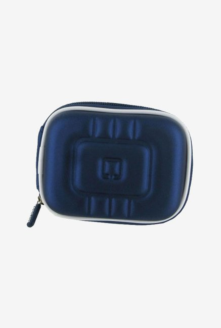 rooCASE Carrying Case For Canon PowerShot A3100IS (Blue)
