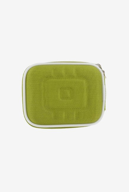 rooCASE Camera Case for Canon PowerShot SX210IS (Green)
