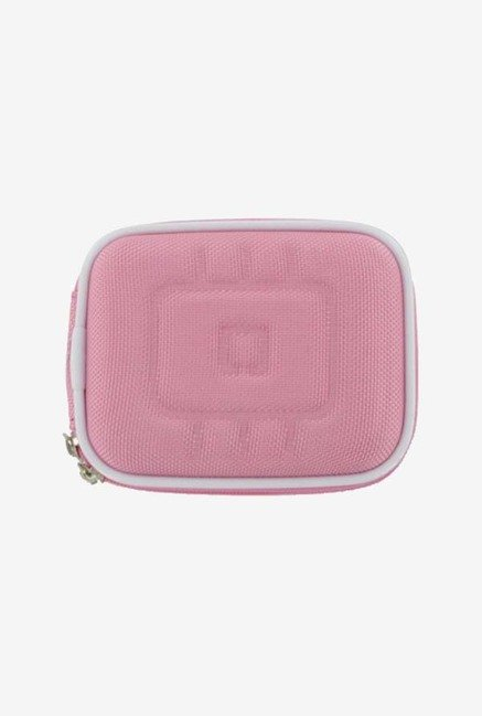 rooCASE Nylon Camera Case for Canon PowerShot SX210IS (Pink)
