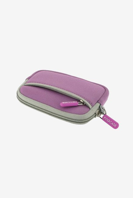 rooCASE Camera Sleeve for Kodak EasyShare M583 (Pink)