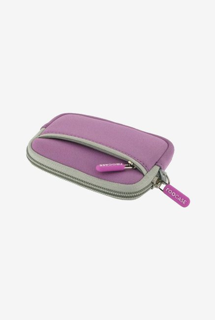 rooCASE Camera Sleeve for Nikon Coolpix S6200 (Pink)