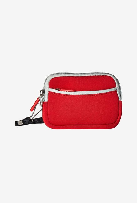 rooCASE Carrying Case for Canon PowerShot SX230 HS (Red)