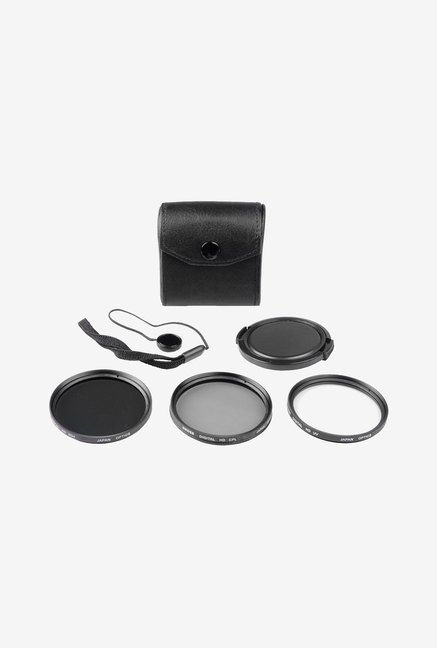 Bower VFK86C 5-Piece Digital Filter Kit (Black)