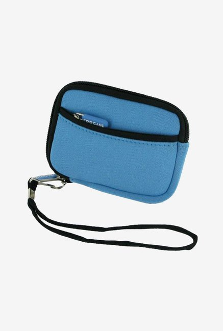 Roocase SLV2 Neoprene Sleeve for Canon A3300 IS (Blue)