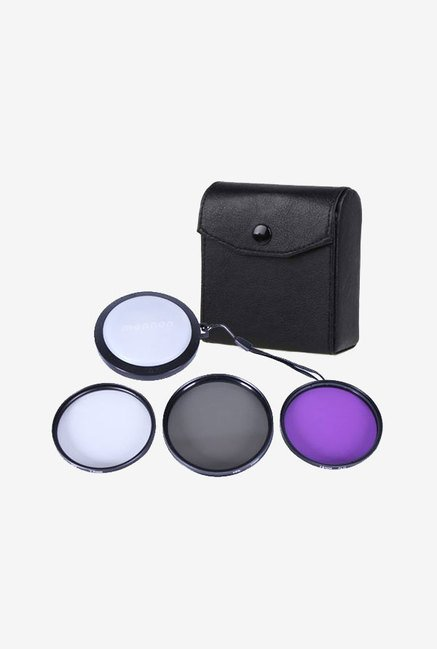 Cowboy Studio 72mm 5 In1 Lens Filter Kit (Black)