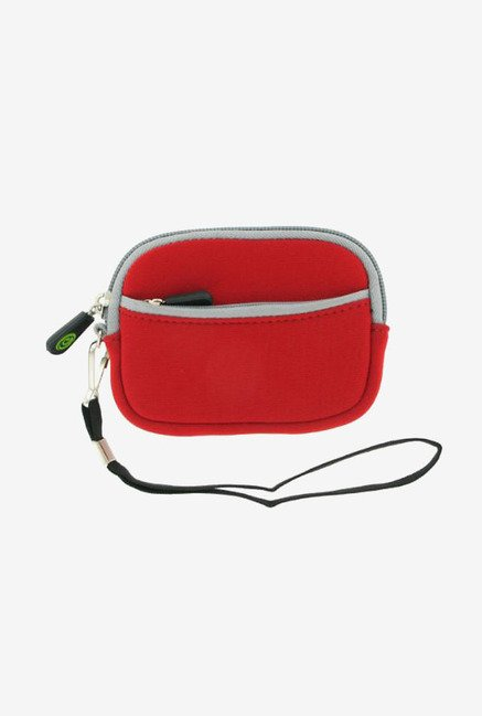 Roocase Neoprene Sleeve Case for Polaroid T1235 (Red)