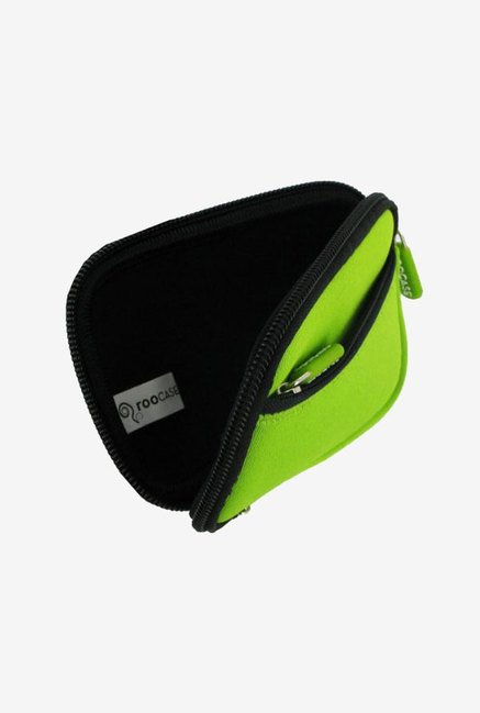 Roocase SLV2 Neoprene Sleeve for Nikon Coolpix P300 (Green)