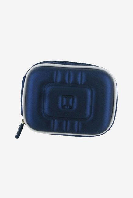 Roocase Hard Shell Case for Point & Shoot Camera (Dark Blue)
