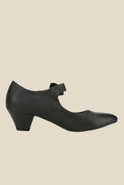 Yepme Black Mary Jane Shoes