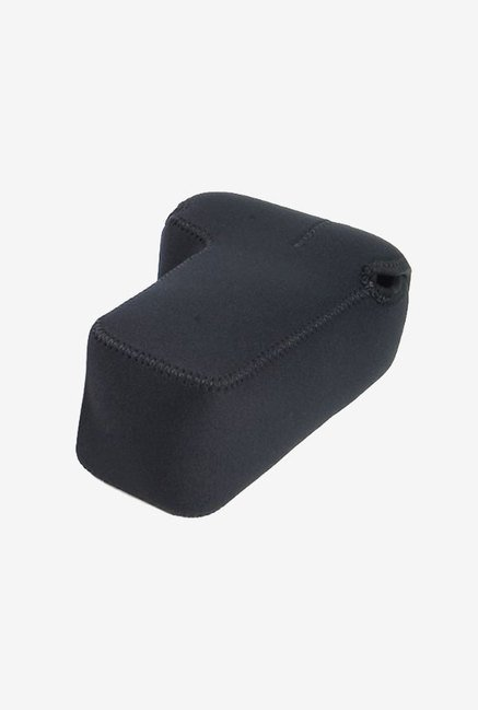 Op/Tech Usa 7401224 D-Midsize Zoom Soft Pouch (Black)