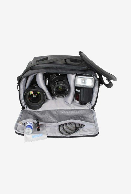 Bower SCB2650 Elite Pro Medium Camera/Video Bag (Black)
