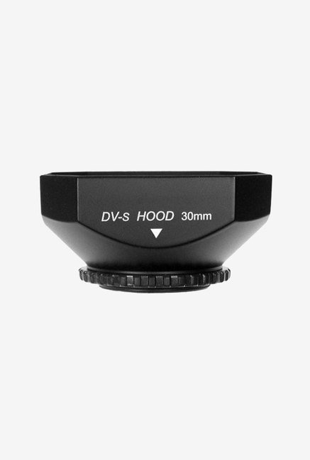 Cowboy Studio 30mm DV-s Screw Mount Lens Hood with Cap