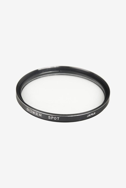 Bower FT72S Professional Spot Lens Filters (Black)