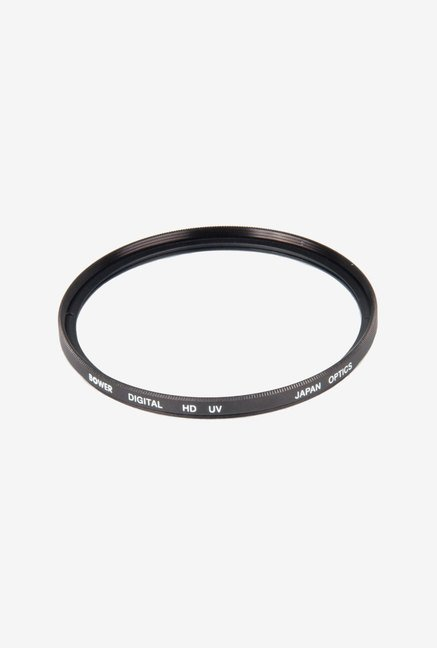 Bower FUC86 Digital High-Definition UV Filter (Black)