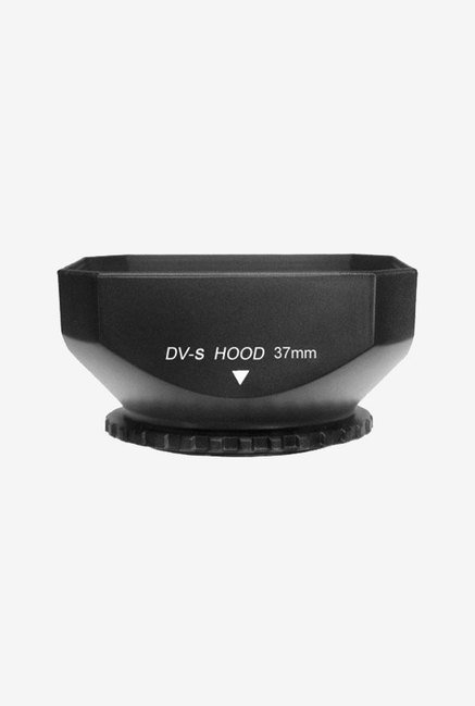 Cowboy Studio 37mm DV-s Screw Mount Lens Hood with Cap
