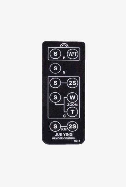 Bower RCUNI Universal Remote Control for DSLRs (Black)