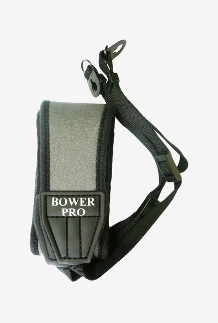 Bower SS10NG Digital Camera Neck Strap (Grey)