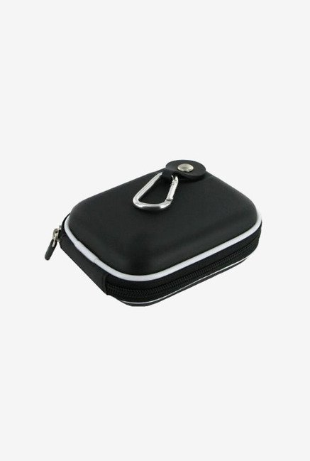 rooCASE Carrying Case for Casio Exilim EX-H20G (Black)