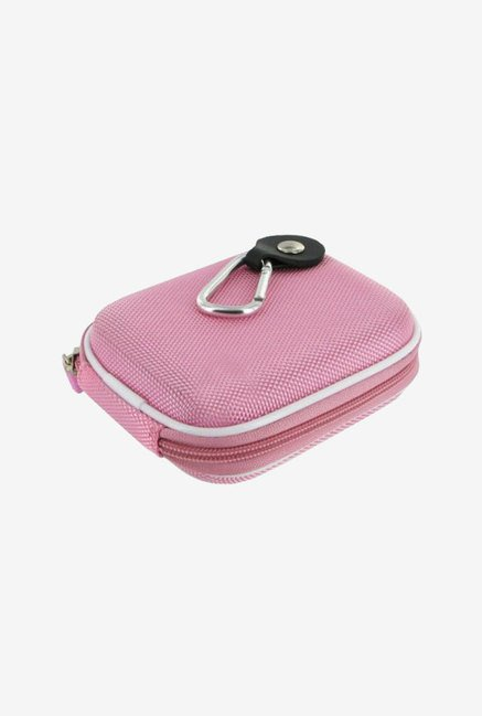 rooCASE Carrying Case for Kodak EasyShare M522 (Pink)